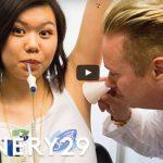 deodorant testing at princeton consumer research