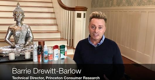 barrie drewitt which is the best deodorant