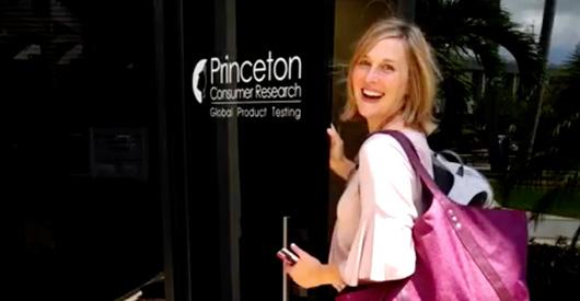 lume deodorant and princeton consumer research