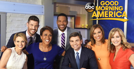 Testing Cool Clothing With Good Morning America post