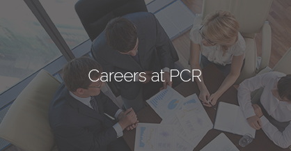 Careers at PCR