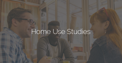 Home use studies