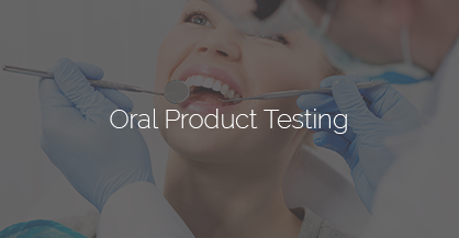 oral product testing