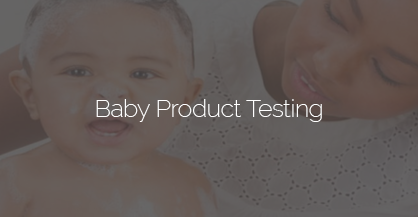 Baby Product Testing