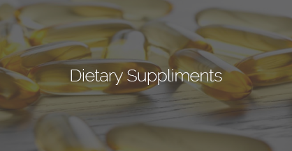 Dietary Suppliment Clinical Testing