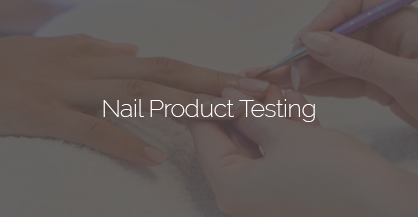 Nail Product Clinical Testing