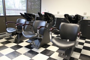 Our In House Clinical Hair Salon