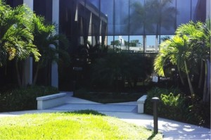 Princeton Consumer Research St Petes Florida - Entrance