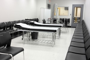 Treatment Room Layout in NJ
